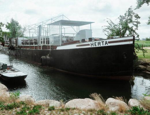 Hafen Gut Lebbin Rügen Reisebericht Empfehlung