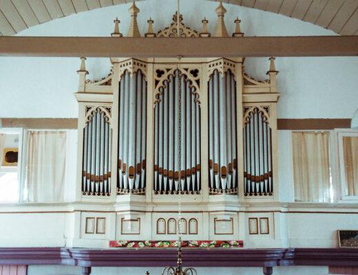 Reisebericht Kraak van van Dam Holland, Friesland Niederlande Urlaub in einer Kirche