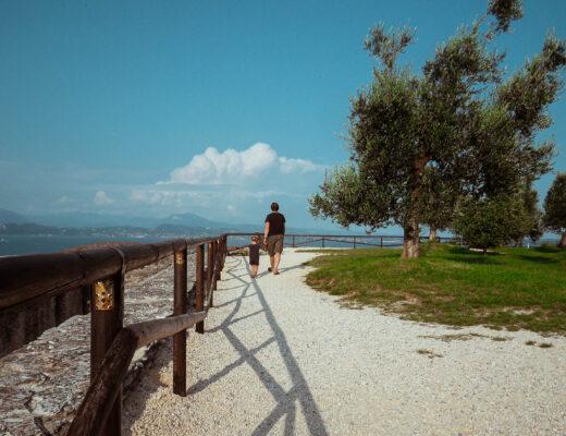 Sirmione Gardasee Italien Familienurlaub Reisebericht
