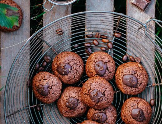 Rezept Weihnachtsplätzchen Schoko Mokka Baisers